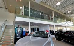 Bentley Calgary Interior Tarjan 1