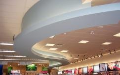 Commercial Architecture Safeway interior