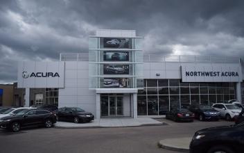 Northwest Acura Calgary Tarjan