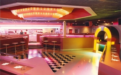 Jimmy Dean's Lounge Marlborough Inn-Awards